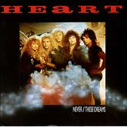 Click here for more info about 'Heart - Never / These Dreams'