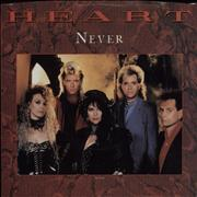 Click here for more info about 'Heart - Never'