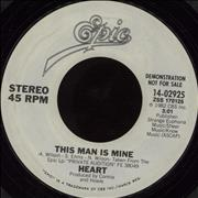 Click here for more info about 'Heart - This Man Is Mine'