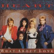 Click here for more info about 'Heart - What About Love?'