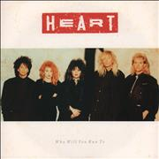 Click here for more info about 'Heart - Who Will You Run To'