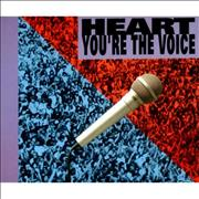 Click here for more info about 'Heart - You're The Voice'