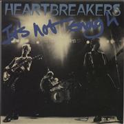 Click here for more info about 'Johnny Thunders & The Heartbreakers - It's Not Enough - Green Vinyl'