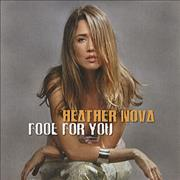Click here for more info about 'Heather Nova - Fool For You'