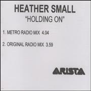 Click here for more info about 'Heather Small - Holding On'