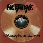Click here for more info about 'Heatwave - Straight From The Heart'