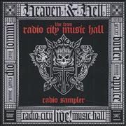 Click here for more info about 'Heaven & Hell - Live From Radio City Music Hall - Radio Sampler'