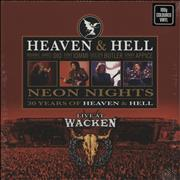 Click here for more info about 'Heaven & Hell - Neon Nights - Live At Wacken - 180 Gm Coloured - Sealed'