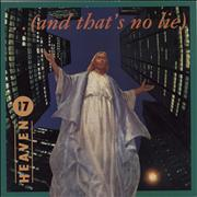 Click here for more info about 'Heaven 17 - And That's No Lie - Green border'