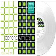 Click here for more info about 'Heaven 17 - Before After - 140g Clear Vinyl - Sealed'
