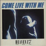Click here for more info about 'Heaven 17 - Come Live With Me'