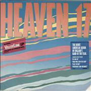 Click here for more info about 'Heaven 17 - Heaven 17 - stickered p/s'