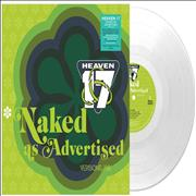 Click here for more info about 'Heaven 17 - Naked As Advertised - 140g Clear Vinyl - Sealed'