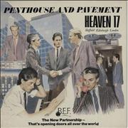 Click here for more info about 'Heaven 17 - Penthouse And Pavement + Inner'