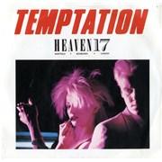 "Heaven 17 Temptation UK 7"" vinyl"
