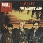 Click here for more info about 'Heaven 17 - The Luxury Gap - 180gm Yellow Vinyl'