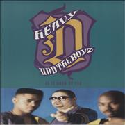 Click here for more info about 'Heavy D And The Boyz - Is It Good To You'