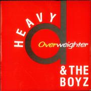 Click here for more info about 'Heavy D And The Boyz - Overweighter'