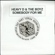 Click here for more info about 'Heavy D And The Boyz - Somebody For Me'
