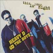 Click here for more info about 'Heavy D And The Boyz - This Is Your Night'
