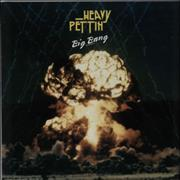 Heavy Pettin Big Bang UK vinyl LP