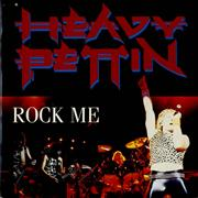 "Heavy Pettin Rock Me UK 7"" vinyl"