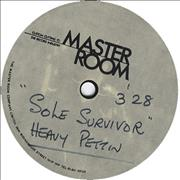Heavy Pettin Sole Survivor UK acetate