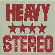 Heavy Stereo Mouse In A Hole UK CD single Promo