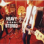 Heavy Stereo Sleep Freak UK CD single Promo