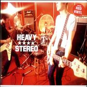 "Heavy Stereo Sleep Freak UK 7"" vinyl"