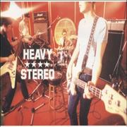 Heavy Stereo Sleep Freak UK CD single