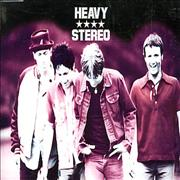 Heavy Stereo Smiler UK CD single