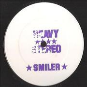 "Heavy Stereo Smiler UK 12"" vinyl Promo"