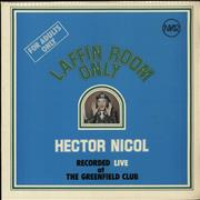 Click here for more info about 'Hector Nicol - Laffin Room Only'