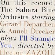 Click here for more info about 'Hector Zazou - Sahara Blue'