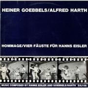 Click here for more info about 'Heiner Goebbels & Alfred Harth - Hommage / Vier Fäuste Für Hanns Eisler'