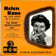 Click here for more info about 'Helen Kane - The Boop-Boop-A-Boop Girl'