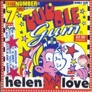 Click here for more info about 'Helen Love - Bubblegum'