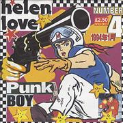 Click here for more info about 'Helen Love - Punk Boy'
