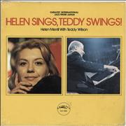 Click here for more info about 'Helen Sings, Teddy Swings'