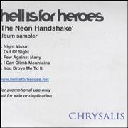 Click here for more info about 'Hell Is For Heroes - Album Sampler'