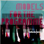 Click here for more info about 'Hell Is For Heroes - Models For The Programme - Pink Vinyl'
