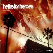 Click here for more info about 'Hell Is For Heroes - Night Vision - CD1'