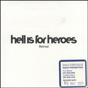 Click here for more info about 'Hell Is For Heroes - Retreat'