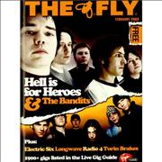 Click here for more info about 'Hell Is For Heroes - The Fly - February 2003'