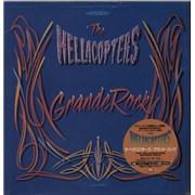Hellacopters Grande Rock Japan vinyl LP