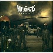 Hellacopters Head Off [VinylDisc] UK CD album