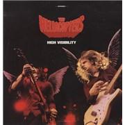 Hellacopters High Visability UK 2-LP vinyl set