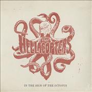 """Hellacopters In The Sign Of The Octopus Sweden 7"""" vinyl"""