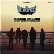 Hellacopters No Song Unheard UK CD single